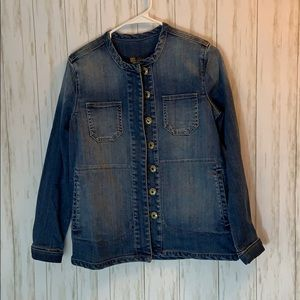 Kut from the Kloth Amanda Boyfriend Denim Jacket